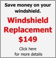 Windshield replacement and repair Houston.